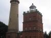 Schinkelturm und 'Neuer Leuchtturm'