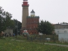 Schinkelturm und Neuer Leutturm