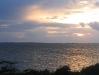 Sicht auf die Insel Hiddensee