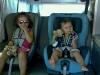 Jael und Melina unterwegs