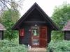 Häuschen auf dem Camping Korana