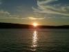 Sonnenuntergang in Punat