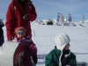 Im Skigebiet