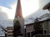 Kirche in Saas Fee