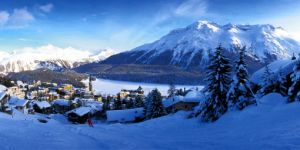 Skiferien St. Moritz 2010