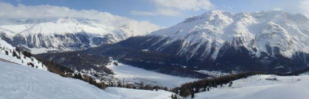 Skiferien in St. Moritz