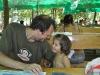 Mitagessen im Krka Nationalpark