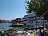 Hafen von Skradin