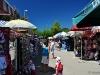 Kleiner Markt in Punat